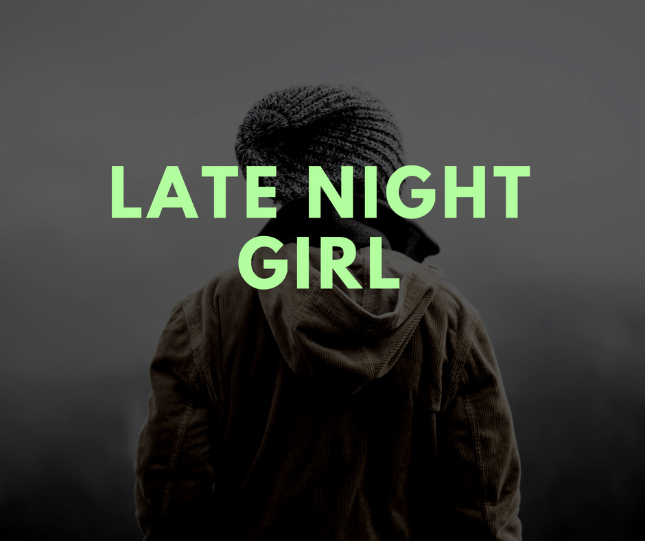 Logo Late Night Girl NO grief