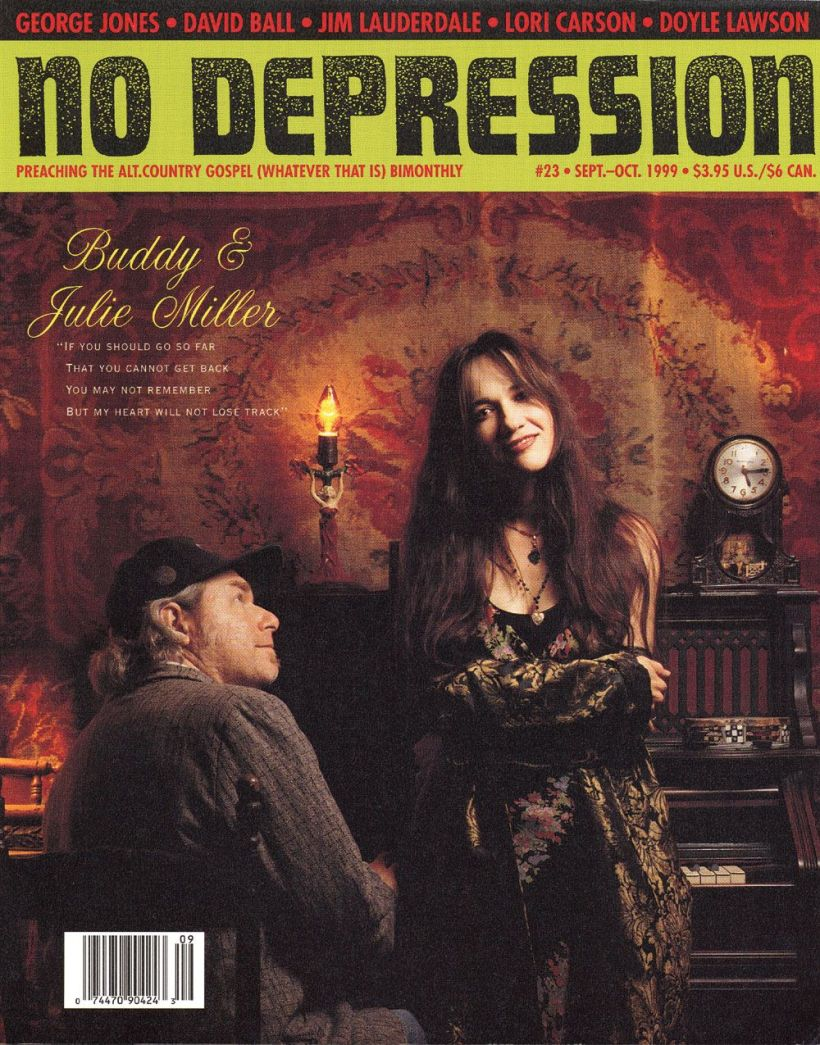 Buddy Julie No Depression cover