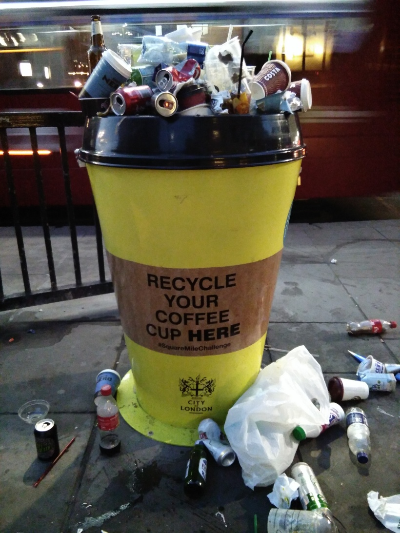Recycle Cups