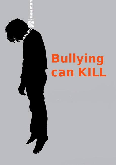 Bullying can kill