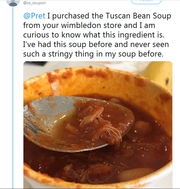 2018-10-15 Pork soup instead of Tuscan Bean