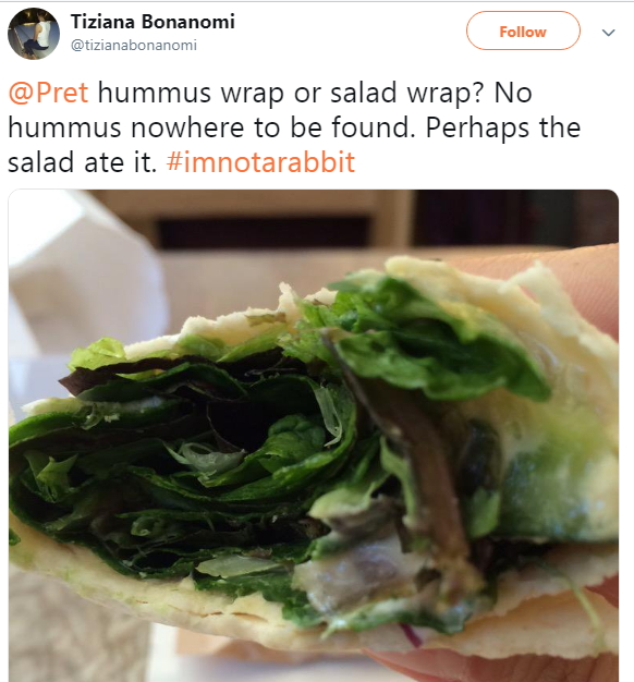 2015-04-14 no hummus wrap