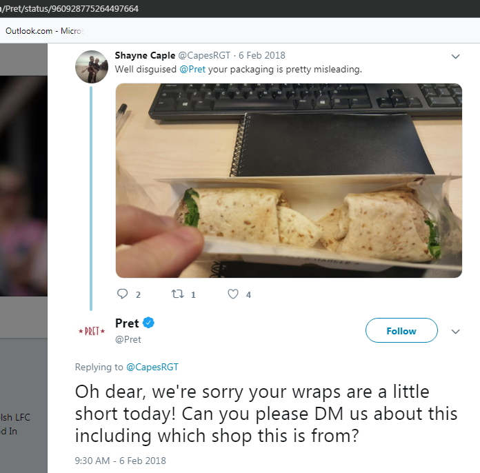 2018-02-06 wrap air disguised pret response