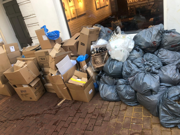 2019-12-04 Rubbish bags Pret2
