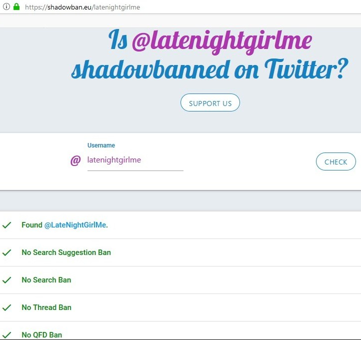 2019-02-09 LateNightGirlMe shadowban lifted