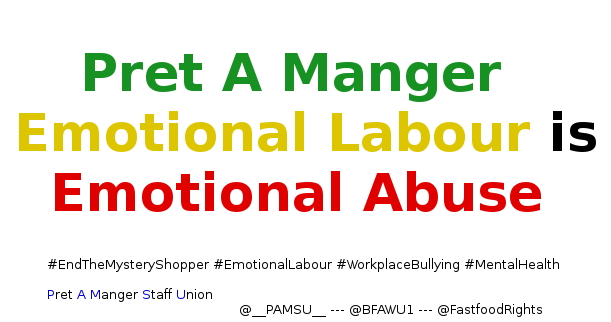 Emotional Labour Emotional Abuse