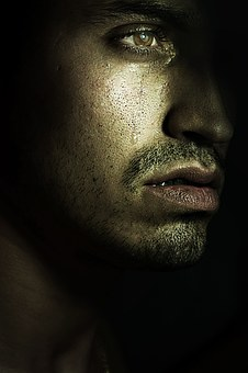 Pixabay Tears man-1465525__340