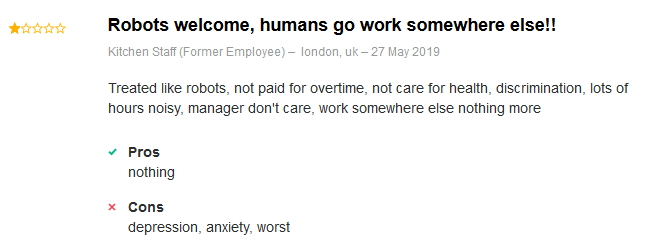 2019-05-27 Robots welcome depression