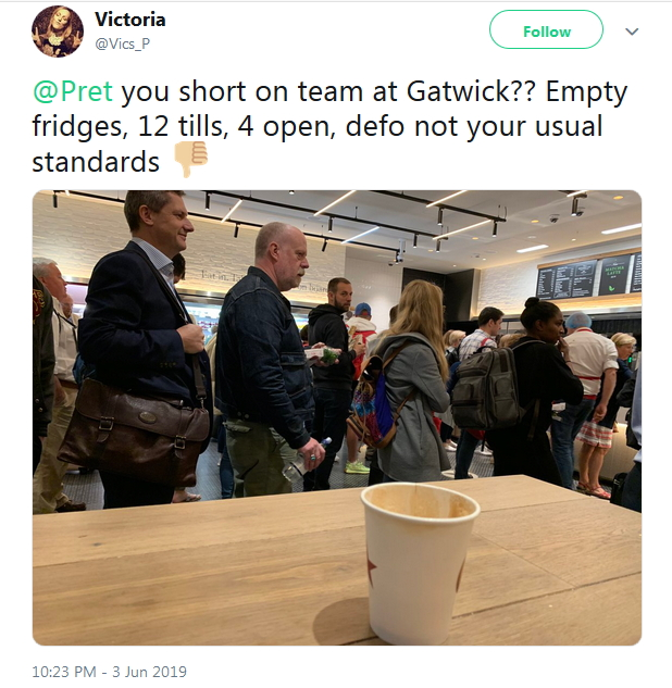 2019-06-03 Gatwick short staff death