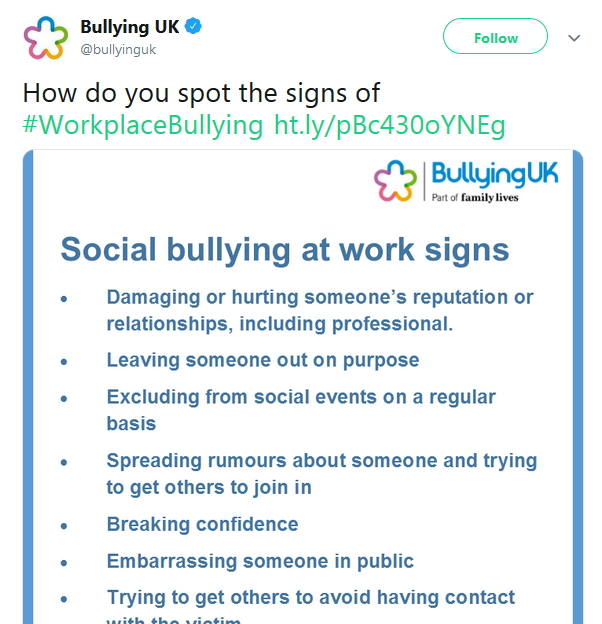 AntiBullying Spot Stop