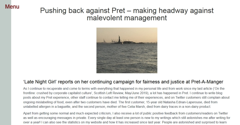 2019-11-15 2nd Scottish Left Review article