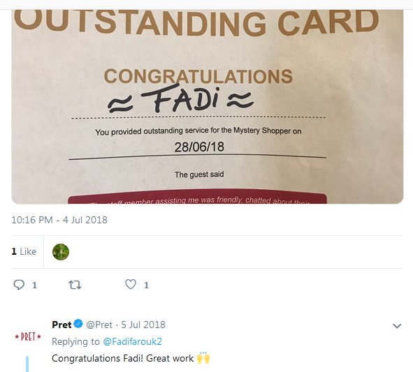 2018-07-04 Outstanding Card Prets Response